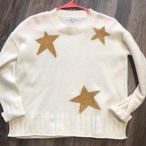 Madewell Gold Star Sweater